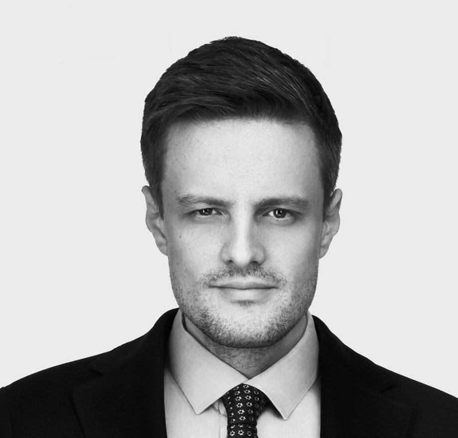 André Wilhelm Stuhr - Advokatfullmektig