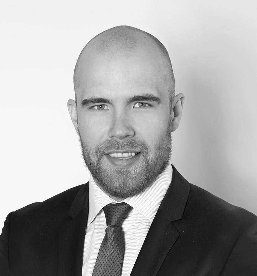 Aleksander Sandtrøen - Attorney
