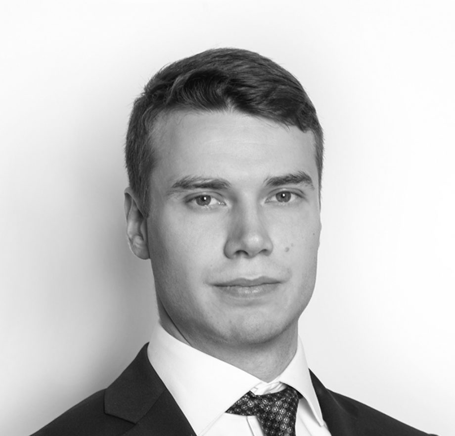 Helge Ravna - Advokatfullmektig
